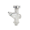 Sanitary Stainless Steel Threaded Level Gauge with Sampling Valve