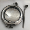 Hygienic Stainless Steel Manual Powder Butterfly Valve