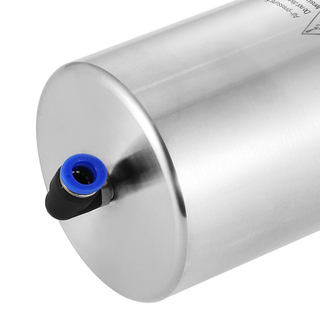 Stainless Steel Spring Return Pneumatic Actuator (NEW TYPE 70MM DIA)