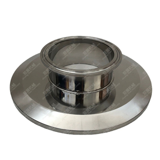 Sanitary Stainless Steel Tri Clamp End Cap Reducer