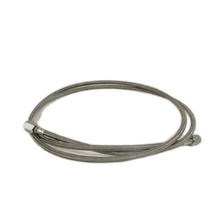 Stainless Steel FNPT Ends PTFE Smooth Pore Braided Hose