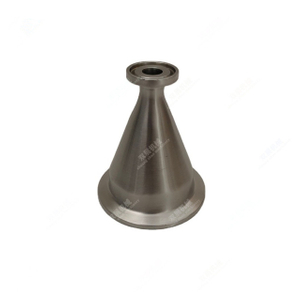 Sanitary Stainless Steel Mini Ferrule X Tri Clover Reducing Adapter