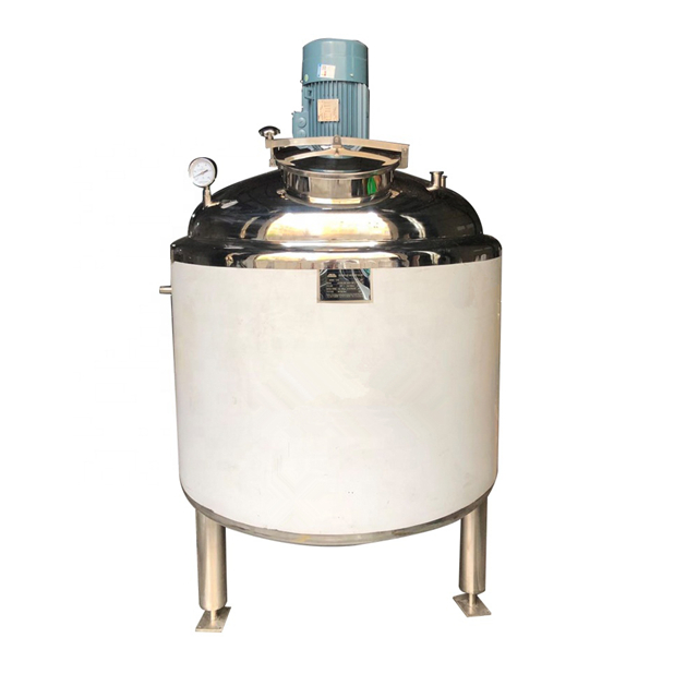Shuangzhan Machinery Produce Stainless Steel Tanks