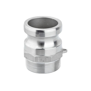 Type F Stainless Steel Camlock Coupling