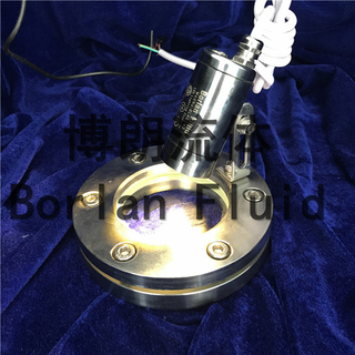 Sanitary Stainless Steel Explosion-proof Flanged Light Sight Glass UL LED