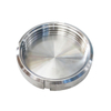 Sanitary Stainless Steel 304 DIN Blank Nut with Chain