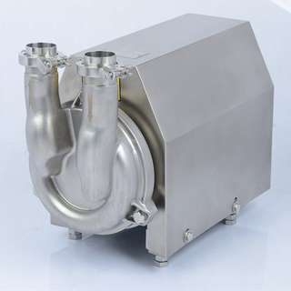 Sanitary Stainless Steel Return Pump 4KW 20T