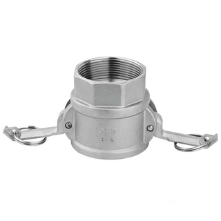 Type D Stainless Steel Camlock Coupling
