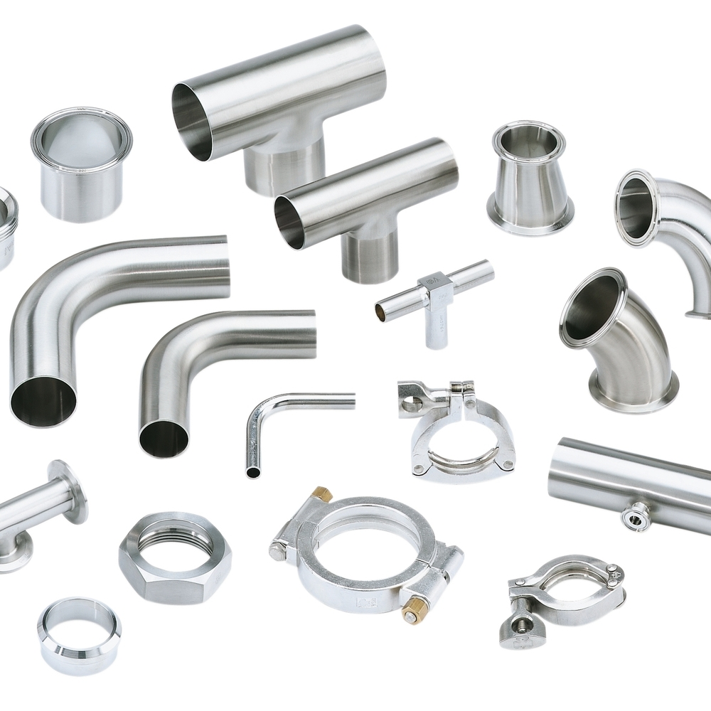What is Sanitary Stainless Steel Tube Fitting