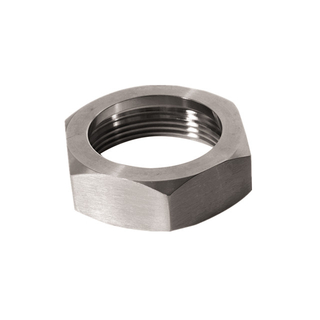 Sanitary Stainless Steel RJT Hex Nut Fittings for Dairy