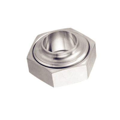 Sanitary Stainless Steel IDF Hexagon Union Coupling Fittings