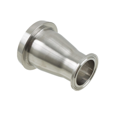 Sanitary Stainless Steel Tri-Clamp to DIN Liner Adapter